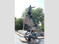 С. О. Макарову (Кронштадт) (Памятник)