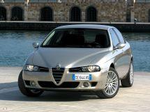 Alfa Romeo 156 2-й рестайлинг 2003, седан, 1 поколение, 932