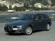 Alfa Romeo 156 2-й рестайлинг 2003, универсал, 1 поколение, 932