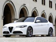 Alfa Romeo Giulia 2015, седан, 2 поколение, 952