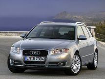 Audi A4 2004, универсал, 3 поколение, B7