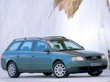 Audi A6 1997, универсал, 2 поколение, С5
