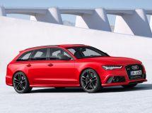 Audi RS6 рестайлинг 2014, универсал, 4 поколение, C7