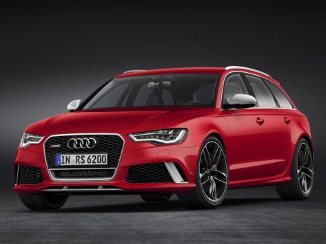 Audi RS6 (C7) 02.2013 - 10.2014