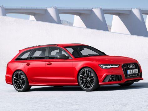 Audi RS6 (C7) 10.2014 - 09.2018
