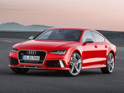 Audi RS7 (4G) 07.2014 - 09.2018