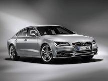 Audi S7 1 поколение, 06.2012 - 06.2014, Лифтбек
