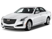 Cadillac CTS 2013, седан, 3 поколение