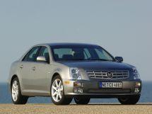 Cadillac STS 1 поколение, 05.2005 - 08.2007, Седан