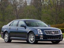 Cadillac STS рестайлинг, 1 поколение, 09.2007 - 05.2011, Седан