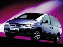 Chrysler Voyager 1995, минивэн, 3 поколение, GS