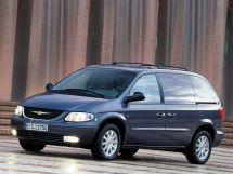 Chrysler Voyager 2000, минивэн, 4 поколение, RG
