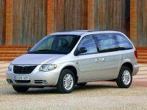 Chrysler Voyager рестайлинг 2004, минивэн, 4 поколение, RG