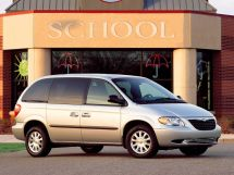 Chrysler Voyager 2000, минивэн, 4 поколение, RS