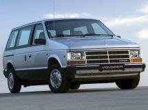 Chrysler Voyager 1988, минивэн, 1 поколение, AS