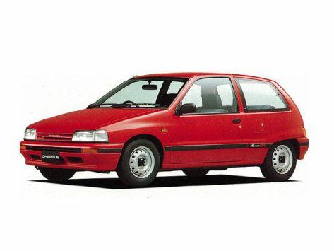 Daihatsu Charade (G100) 01.1987 - 01.1989
