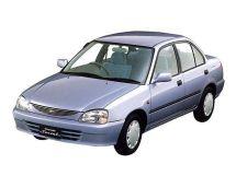 Daihatsu Charade Social рестайлинг 1995, седан, 4 поколение, G200