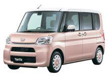 Daihatsu Tanto рестайлинг 2015, хэтчбек, 3 поколение