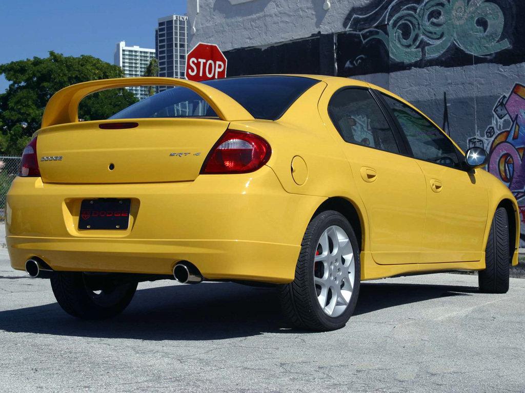 2004 dodge neon tire size