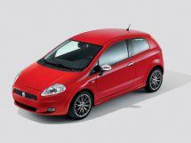 Fiat Grande Punto 3 поколение, 10.2006 - 08.2011, Хэтчбек 3 дв.