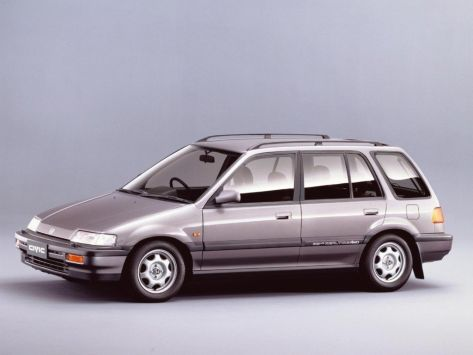 Honda Civic Shuttle EF