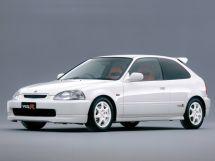 Honda Civic Type R 1997, хэтчбек 3 дв., 1 поколение, EK9