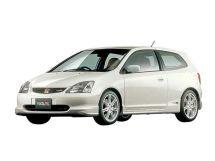 Honda Civic Type R 2001, хэтчбек 3 дв., 2 поколение, EP3