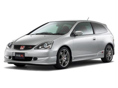 Honda Civic Type R (EP3) 01.2004 - 08.2005