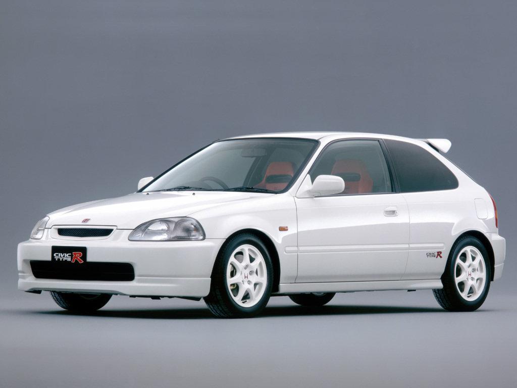 honda civic type r 1997