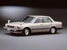 Honda Vigor 1981, седан, 1 поколение, SZ