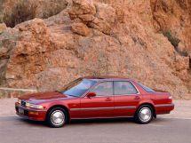 Honda Vigor 1989, седан, 3 поколение, CB, CC