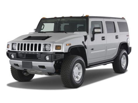 Hummer H2 (E85) 01.2002 - 10.2009