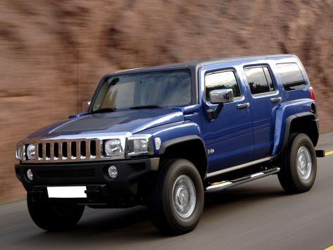 Hummer H3  04.2005 - 05.2010