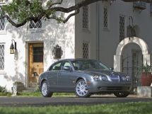 Jaguar S-type рестайлинг, 1 поколение, 02.2003 - 01.2006, Седан