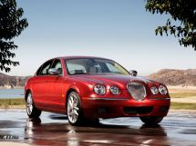 Jaguar S-type 2-й рестайлинг 2006, седан, 1 поколение, X200