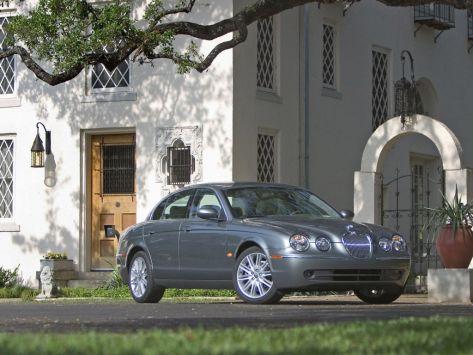 Jaguar S-type (X200) 02.2003 - 01.2006