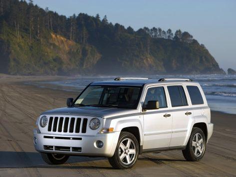 Jeep Liberty (MK74) 11.2006 - 02.2011