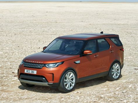 Land Rover Discovery (L462) 09.2016 - 12.2020