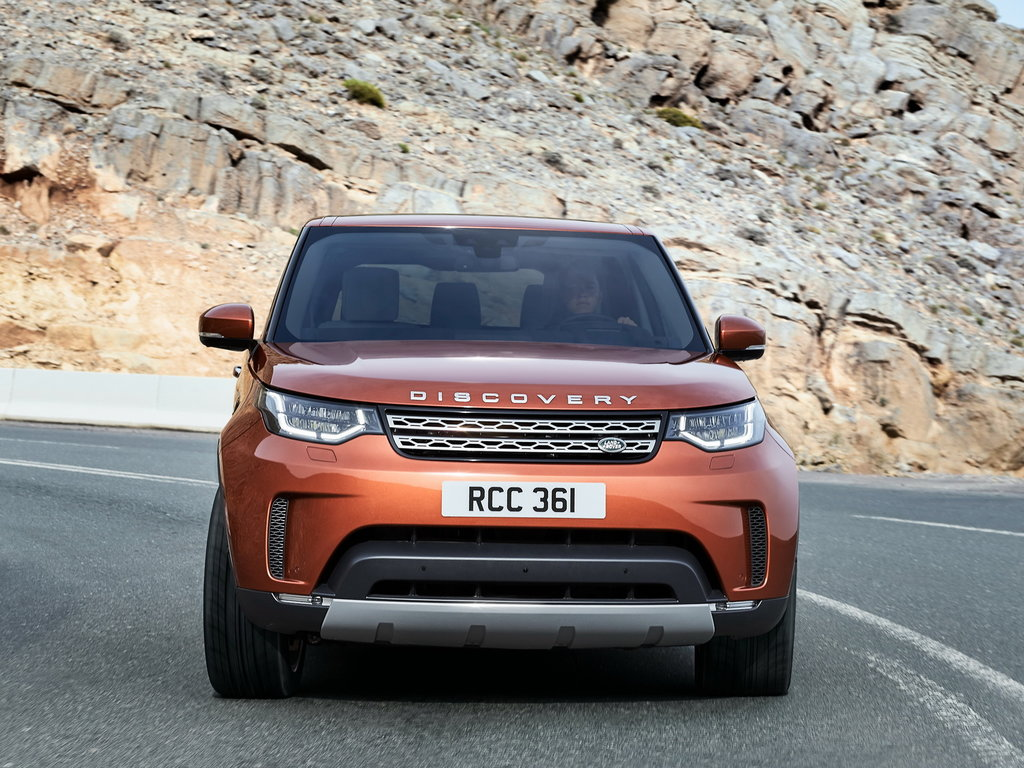 234c3407399d Land Rover Discovery 2016, 2017, 2018, 2019, suv, 5 поколение технические  характеристики и комплектации