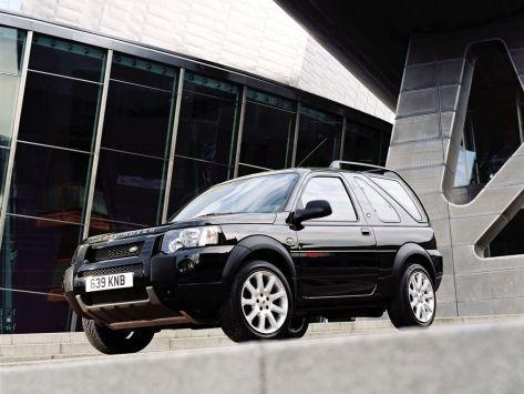 Land Rover Freelander (L314) 02.2003 - 01.2006