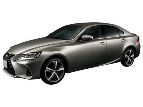 Lexus IS350  10.2016 - 08.2020
