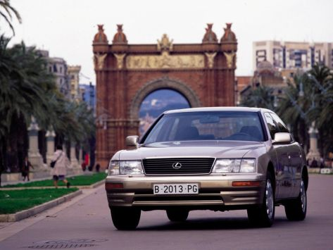 Lexus LS400 (XF20) 10.1994 - 07.1997