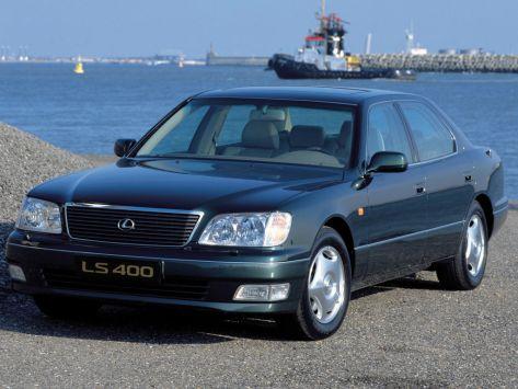 Lexus LS400 (XF20) 09.1997 - 12.2000