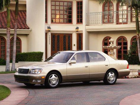 Lexus LS400 (XF20) 09.1997 - 07.2000