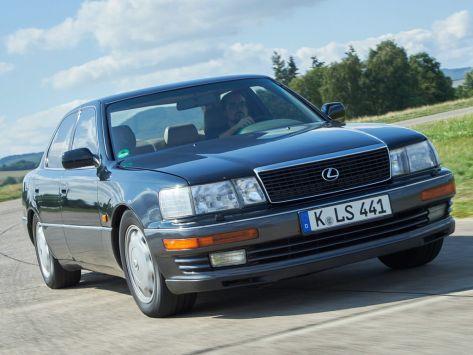 Lexus LS400 (XF10) 05.1989 - 08.1992