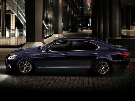 Lexus LS600hL XF40