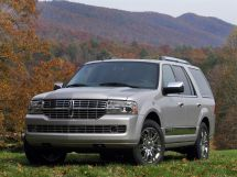 Lincoln Navigator 2006, suv, 3 поколение