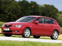 Mazda Mazda3 2003, хэтчбек 5 дв., 1 поколение, BK