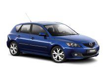 Mazda Mazda3 рестайлинг, 1 поколение, 07.2006 - 03.2009, Хэтчбек 5 дв.