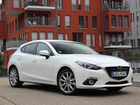 Mazda Mazda3 (BM) 06.2013 - 07.2016